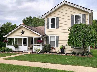 Armada Single Family Home For Sale: 74485 Burk St