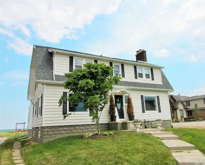 Saint Clair Shores Single Family Home For Sale: 31218 Jefferson Ave.
