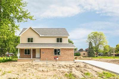 Clinton Township Single Family Home For Sale: 18957 Faulman
