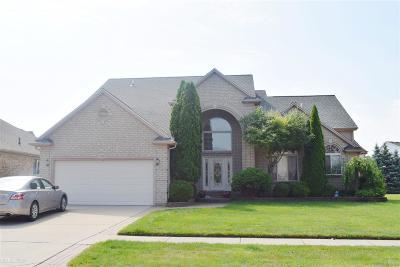 Macomb Twp Single Family Home For Sale: 51346 Midland Circle