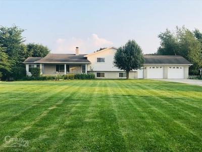 Bruce Single Family Home For Sale: 3000 Taft