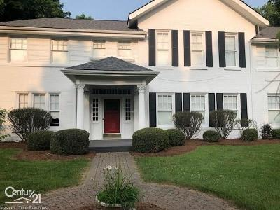 Richmond Single Family Home For Sale: 79470 Memphis Ridge