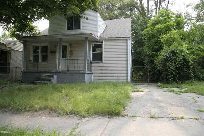 Ferndale Single Family Home For Sale: 20830 Westview Ave.