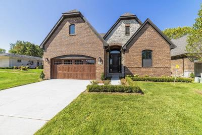 Shelby Twp Single Family Home For Sale: 53134 Enclave Circle