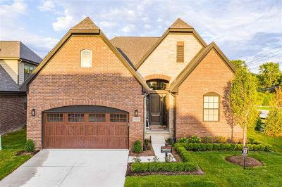 Shelby Twp Single Family Home For Sale: 53020 Enclave Circle