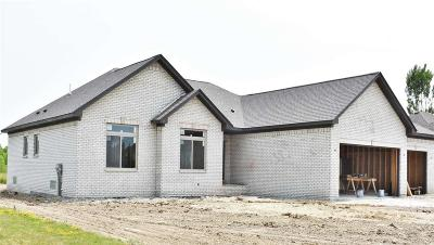Saint Clair Single Family Home For Sale: 212 Mallard