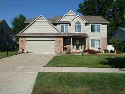 Southgate Single Family Home Keep Showing-Contgcy Appl: 15584 Hickory