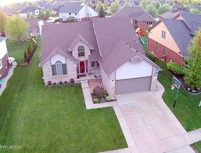 Macomb MI Single Family Home For Sale: $339,900