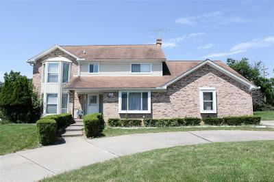 Rochester Single Family Home For Sale: 1594 Northumberland
