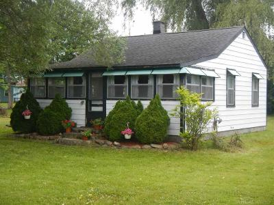 Lexington MI Single Family Home For Sale: $104,900