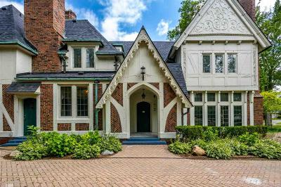 Grosse Pointe Farms MI Single Family Home For Sale: $1,689,000
