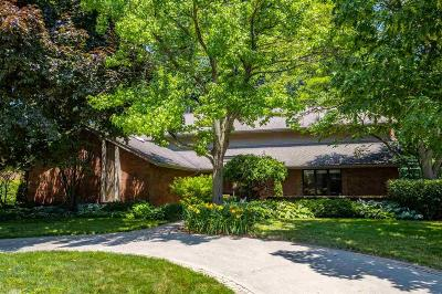 Grosse Pointe Shores MI Single Family Home For Sale: $699,900