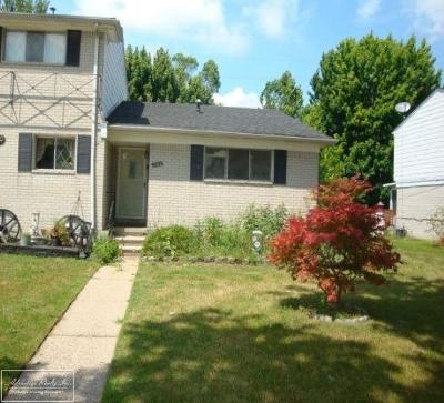 Mount Clemens Condo/Townhouse For Sale: 208 N Christine