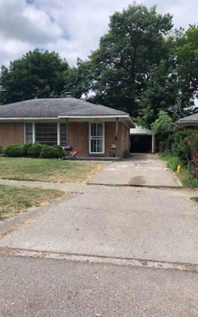 Flint Single Family Home For Sale: 3002 Cheyenne