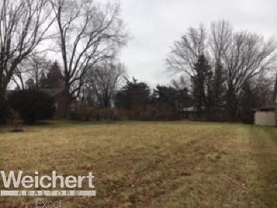 Clinton Township Residential Lots & Land For Sale: Moravian
