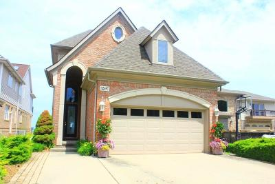 Harrison Twp Single Family Home For Sale: 32697 North River Rd.