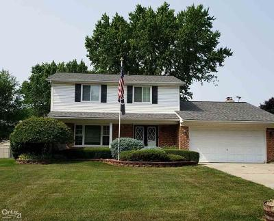 Harrison Twp Single Family Home For Sale: 25637 Cortez