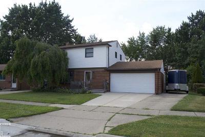 Fraser Single Family Home For Sale: 33865 Vista