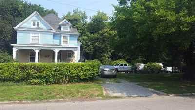 Flint Single Family Home For Sale: 615 E 2nd St