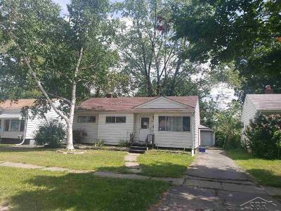 Flint Single Family Home For Sale: 3107 Comanche