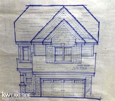 Pontiac Condo/Townhouse For Sale: 584 Jared Dr