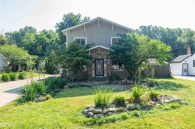 Taylor Single Family Home For Sale: 11461 Cape Cod