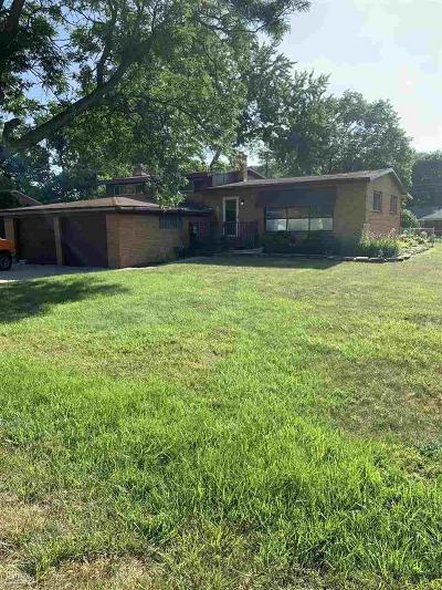 Utica Single Family Home For Sale: 45410 Custer Ave