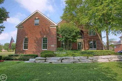 Washington Twp Single Family Home For Sale: 61399 Beacon Hill Drive