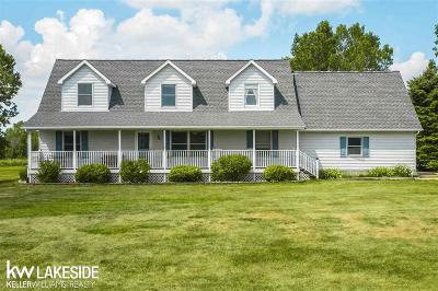 Berlin Twp Single Family Home For Sale: 225 Holmes Rd