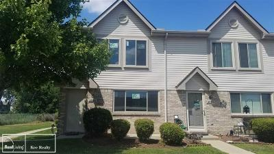 Chesterfield Condo/Townhouse For Sale: 29388 Maurice