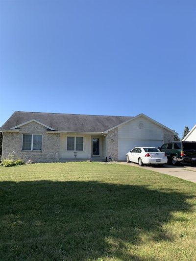 Flint Single Family Home For Sale: 5401 Bright Creek Court