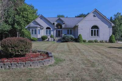 Shelby Twp Single Family Home For Sale: 6097 24 Mile