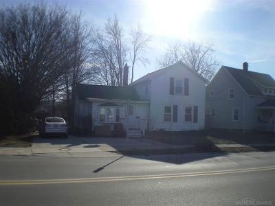 Belleville Single Family Home For Sale: 319 W Columbia