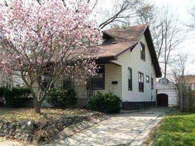 Flint Single Family Home For Sale: 2417 Thomas