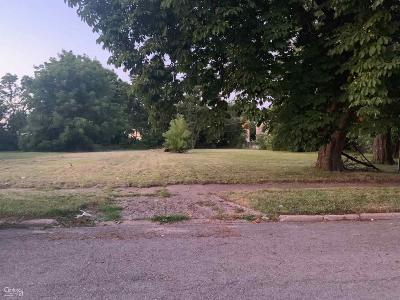 Mount Clemens Residential Lots & Land For Sale: Euclid Ave