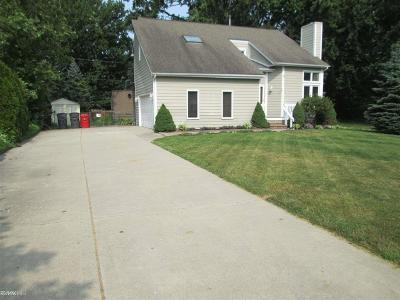 Harrison Twp Single Family Home For Sale: 38335 Winkler