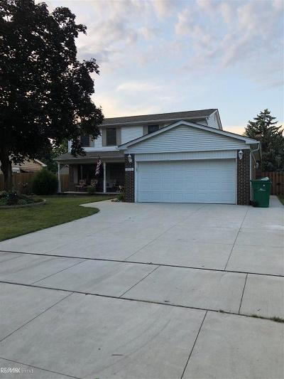 Macomb MI Single Family Home For Sale: $298,000