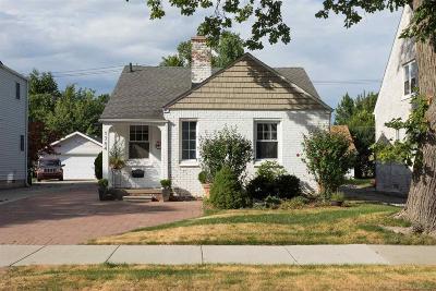 Wayne County Single Family Home For Sale: 1784 Hampton Rd