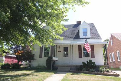 Royal Oak Single Family Home For Sale: 118 N Alexander Ave