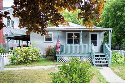 Port Huron MI Single Family Home For Sale: $99,900