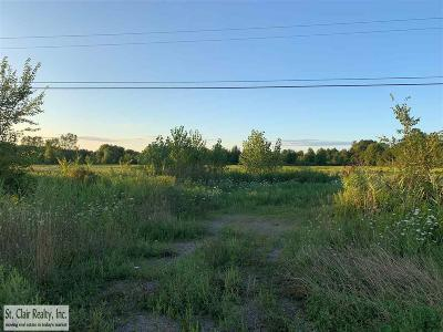 East China Residential Lots & Land For Sale: Marine City Hwy