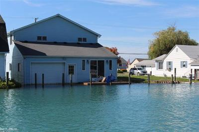 Clay Twp Single Family Home For Sale: 8899 Anchor Bay Drive