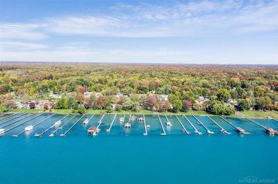 Clay Twp Residential Lots & Land For Sale: 24 Lots Edgewater Park Sub