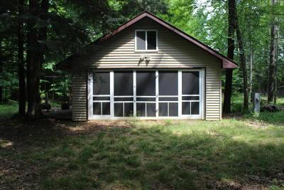 Single Family Home For Sale: W15020 Poachers Run Street
