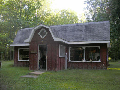 Single Family Home For Sale: W4405 Vista Drive
