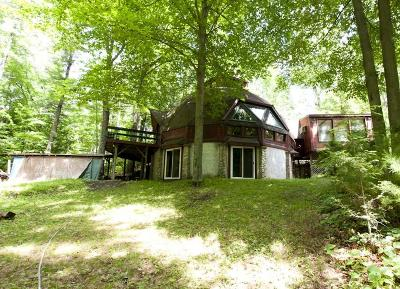 Menominee County Single Family Home For Sale: N4235 River Drive