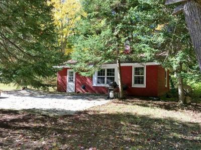 Single Family Home For Sale: N13662 Roush Road