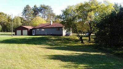 Pembine WI Single Family Home For Sale: $165,500
