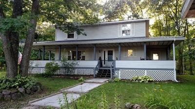 Menominee MI Single Family Home For Sale: $179,000