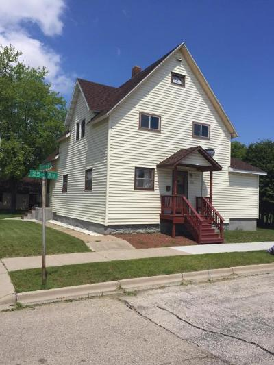 Single Family Home For Sale: 1312 25th Avenue